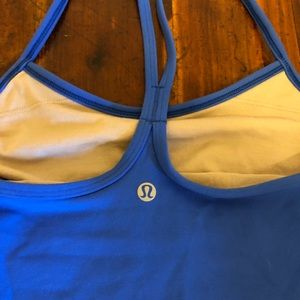 Lululemon Power Y tank Luon